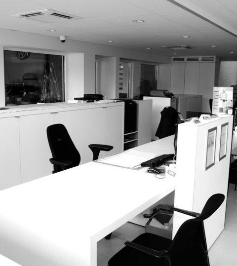 Royer Interieur - Zakelijke projecten